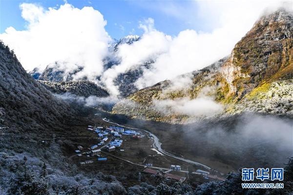 [大美中国]西藏山南玉麦乡风景如画