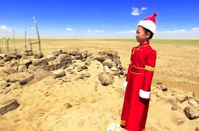 《我的未来在库布其沙漠》微电影