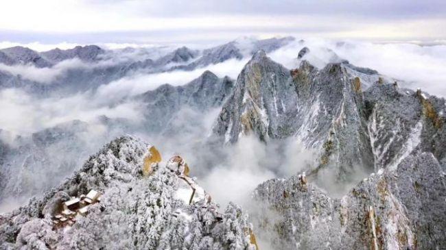 图游中国:来看看哪里的雪最美