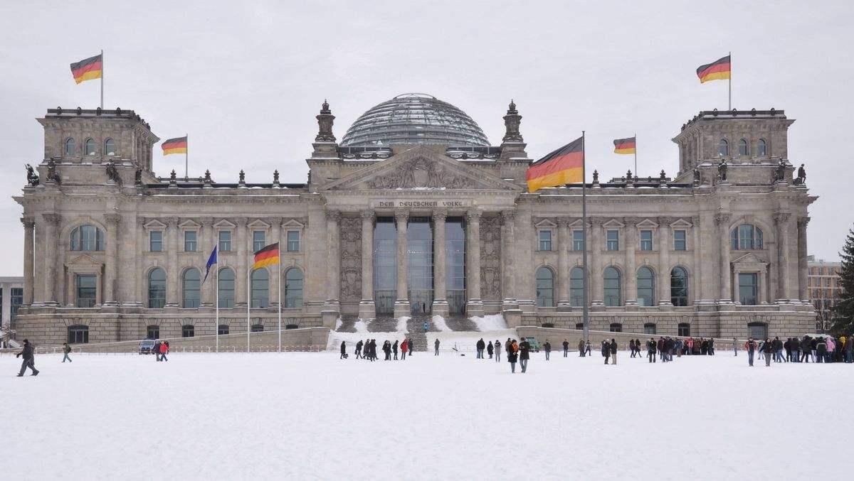 """德国:欧洲最大""""火药桶"""""""