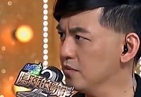 《隐藏的歌手2》怀旧经典《朋友别哭》坎坷故事