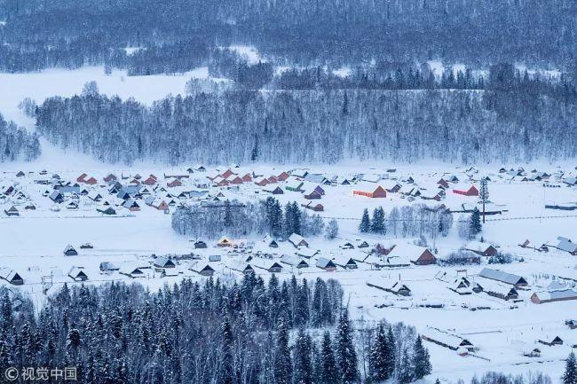 图游中国:绝妙的冬游体验