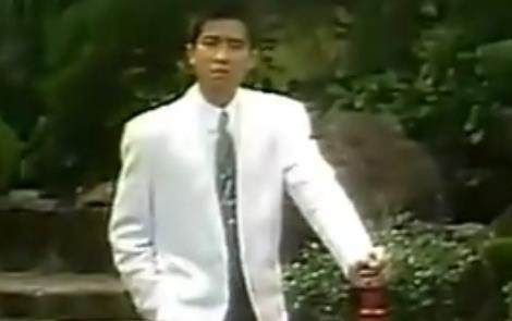 《偏偏喜欢你》陈百强(TVB原版MV)