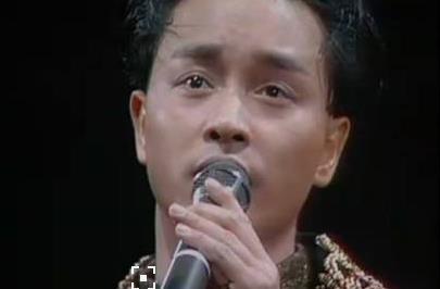 《风继续吹》张国荣MV